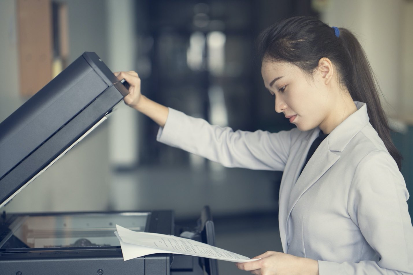 Connect your Copier to Google Drive